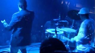 Memin y su grupo Karacol en vivo Complejo el rey de La Plata 09/06/2012 parte1