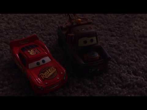 Cars Tractor Tipping