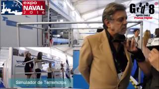 Expo Naval 2016 Entrevista a WAVES v1