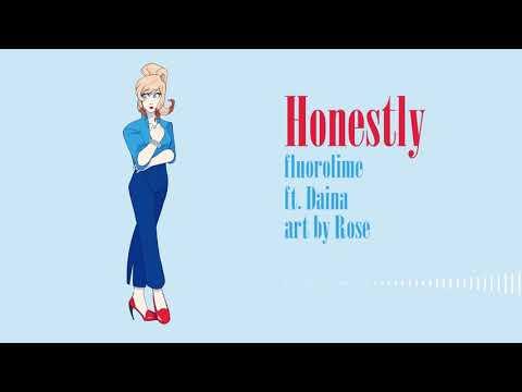 【VOCALOID ORIGINAL】Honestly【Daina】