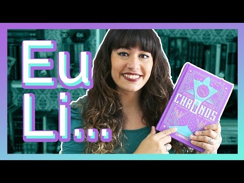EU LI: Chronos, viajantes do tempo - Rysa Walker | All About That Book |