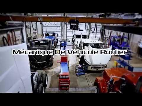 DEP   Mécanique de véhicules lourds routiers