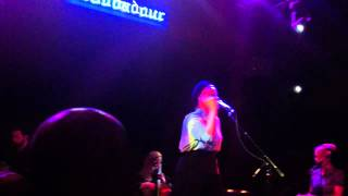 "Ane Brun - Troubadour 5/15/12 - ""One Last Try"""