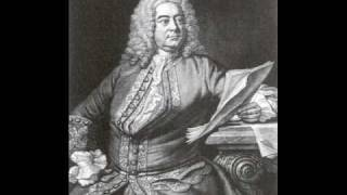 George Frederic Handel - 'For Behold, Darkness Shall Cover the Earth' from 'The Messiah'