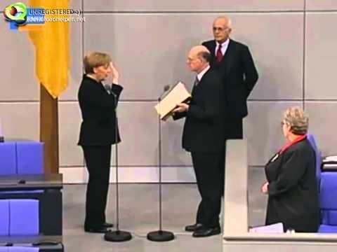 Kanzlereid Frau Merkel
