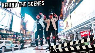 Ireland Boys x NCK - ON TOP NOW (Behind the Scenes)