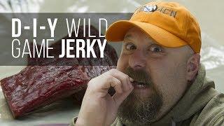 DIY Goose Jerky!
