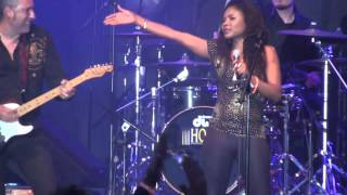 I Just Wanna Make Love, Morblus feat Justina Lee Brown, Cahors Blues Festival