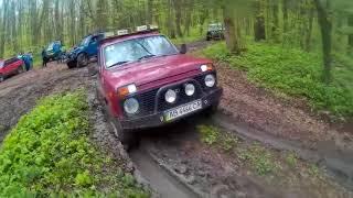 Jeep Grand Cherokee Vs NIVA Vs UAZ Vs Pajero Sport Vs Patrol [Off-Road 4x4]