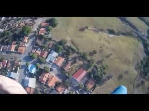 VOANDO EM AMORINÓPOLIS / GO - VISÃO AÉREA