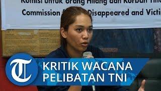 Peneliti LIPI Kritik Wacana Pelibatan Personel TNI Aktif dalam Institusi Sipil