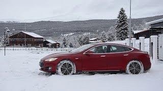 Norwegian Model S owner Bjorn sent us this video detailing his experience