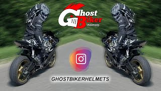 Ghostbiker helmets - predator helmet, skull helmet and many other custom motorcycle helmets
