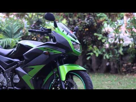 Kawasaki Ninja 150 RR Super KIPS 2014 - AIDIN STUDIO
