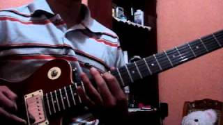 The Doors - The Ghost Song Cover Guitar