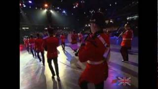 Eagle Squadron March  - The Band Of the Adjutant General's Corps