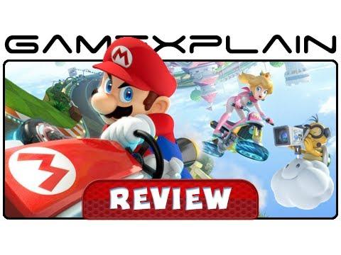 Mario Kart 8 - Video Review (Wii U) - YouTube video thumbnail