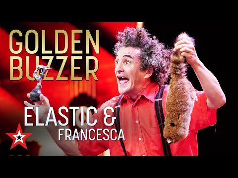 Lustig! Elastic sorgt für Goldstimmung bei Chris | Das Supertalent vom 17.10.2020