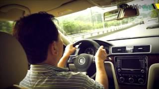 [카미디어] Volkswagen The New Passat 맥가이버 시승기