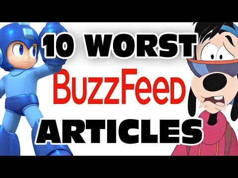 The 10 Worst Buzzfeed Articles of All Time - GFM
