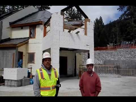 Fox Blocks on largest Insulated Concrete Forms Residential Project in Western US