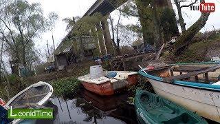 Прокат весельных лодок в москве и области