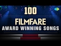 100 Filmflare Award Winning Songs| फ़िल्मफ़ेअर अवार्ड विजेता गाने |From 50s to 2000s| One Stop Jukebox