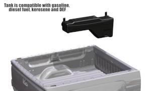 A look at the SideKick gasoline transfer tank