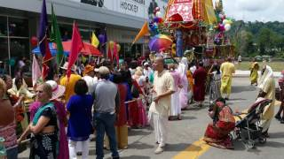 Wheeling Ratha Yatra