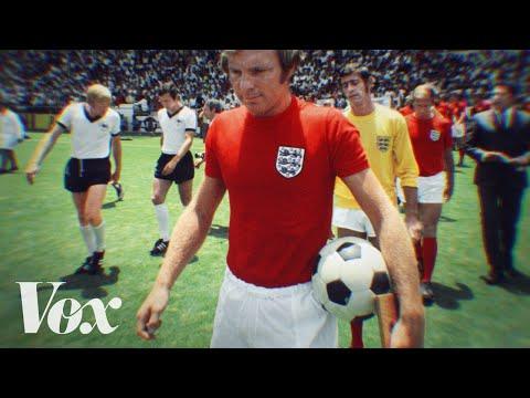 Kde se vzal klasický černobílý fotbalový míč? - Vox