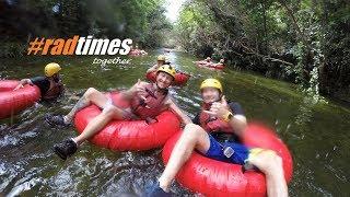 #radtimes River Tubing