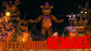 [SFM/FNAF] After Hours Remake By JT Music