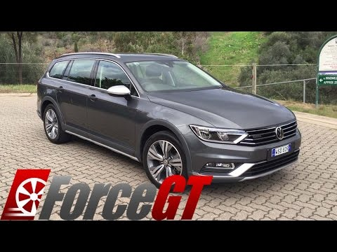 2016 Volkswagen Passat Alltrack Walk Around