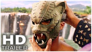 BLACK PANTHER Final Trailer (2018) | Kholo.pk