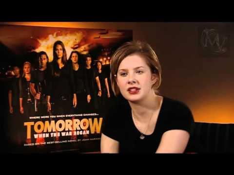 Download Jeremy Sumpter Rachel Hurd Wood Interview Mp3
