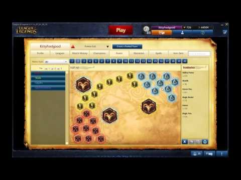 comment gagner runes lol