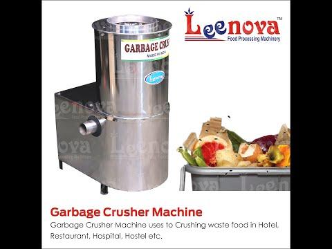 Leenova Food Waste Crusher Machine