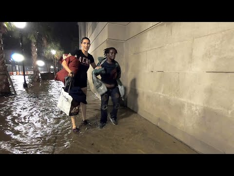 Wilmington homeless woman rescued in Hurricane Isaias