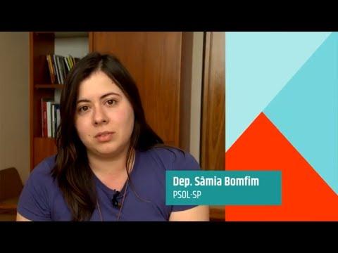 Trabalho de Base - Sâmia Bomfim