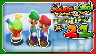 ᐈ Mario Luigi Superstar Saga Bowser S Minions Part 4
