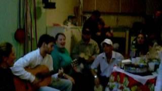 Niver do Ju 2009 - Abba e Djavan