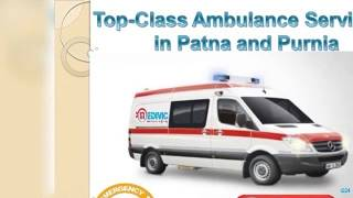 Spectacular Emergency Support by Medivic Ambulance Service in Patna