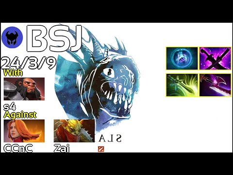 Wagamama [Slark] King of Pubgame 23 Kills 7 19 Dota 2