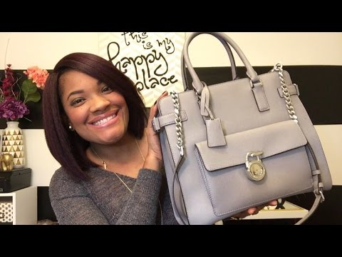 Michael Kors Emma Saffiano Handbag Review