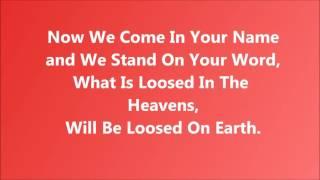 Giants Donald Lawrence Lyrics