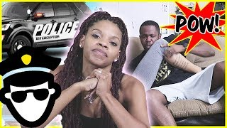 SOMEONE CALL THE COPS! SHE'S TRYING TO BEAT ME UP! - Drive Ahead Sports | Mobile Series Ep.25