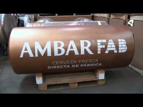 Instalación de barras y grifos de cerveza Ámbar en Pirineos Sur