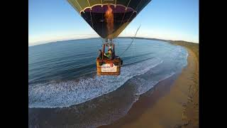 Balloon Aloft on the South Coast