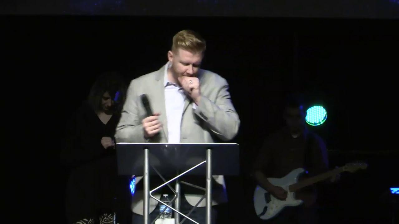 """2-4-18 – Pastor Robert Hogan – """"Get in Gods Lane"""""""