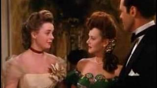 June Lockhart scenes from MEET ME IN ST LOUIS